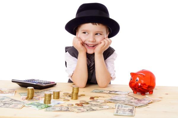 如何培养孩子的金钱观 应该怎么教孩子用钱