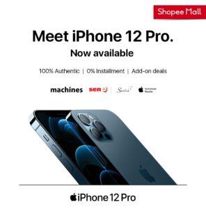 iPhone 12高达RM400折扣!只在11月13-15日两天!